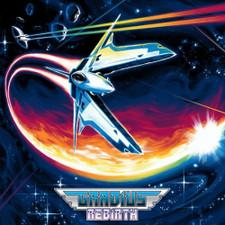 Konami Kukeiha Club - Gradius ReBirth - 2x LP Clear Vinyl