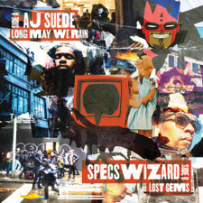 AJ Suede / Specs Wizard - Long May We Rain / Lost Gems - LP Vinyl