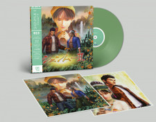 Various Artists - Shenmue II - LP Colored Vinyl