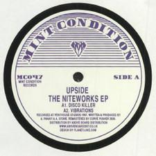 """Upside - The Niteworks Ep - 12"""" Vinyl"""