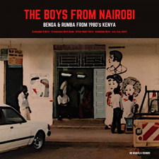 Various Artists - The Boys From Nairobi (Benga & Rumba From 1980's Kenya) - LP Vinyl