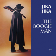 "The Boogie Man - Jika Jika - 7"" Vinyl"