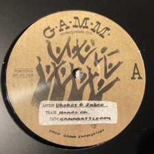 "Ukokos & Jabco - Hands On / On The World - 12"" Vinyl"