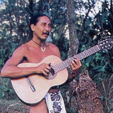 "Mike Kahikina - Hawai'i's Beautiful  - 7"" Vinyl"