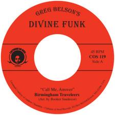 "Birmingham Traveleers / Gospel Ambassadors - Call Me, Answer / This Little Light Of Mine - 7"" Vinyl"