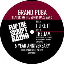 "Grand Puba Band & The Sunny Daze Band - I Like It / The Jam - 7"" Vinyl"
