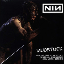 Nine Inch Nails - Mudstock! Woodstock Festival Broadcast 1994 - 2x LP Vinyl