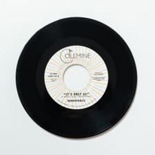 """Monophonics - It's Only Us - 7"""" Vinyl"""