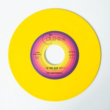 """The Gripsweats - G'on Use It - 7"""" Colored Vinyl"""