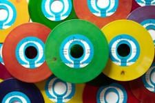 "Black Market Brass - Omega - 7"" Colored Vinyl"