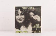 """Luli Lucinha E O Bando - Flor Lilas - 7"""" Vinyl"""