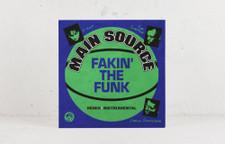 "Main Source - Fakin' The Funk - 7"" Vinyl"