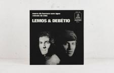 """Lemos E Debeito - Morro Do Barraco Sem Agua - 7"""" Vinyl"""