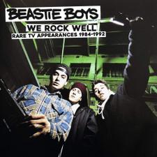 Beastie Boys - We Rock Well - Rare TV Appearances 1984-1992 - LP Vinyl