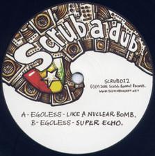 "Egoless - Like A Nuclear Bomb - 12"" Vinyl"