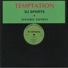 """DJ Sports - Temptation Ep - 12"""" Vinyl"""