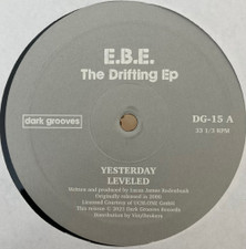 "E.B.E. - The Drifting Ep - 12"" Vinyl"