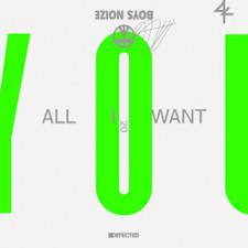 """Boys Noize - All I Want - 12"""" Vinyl"""