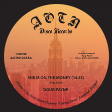 "Doug Payne - She's On The Money - 12"" Vinyl"