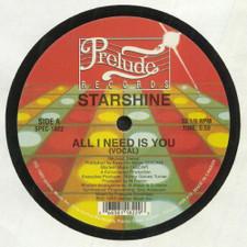 "Starshine - All I Need Is You - 12"" Vinyl"