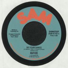 "Rhyze - Do Your Dance / Free - 7"" Vinyl"