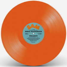 "Greg Henderson - Dreamin - 12"" Colored Vinyl"
