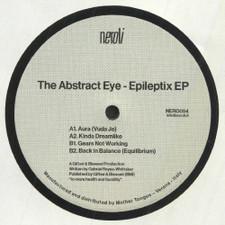 "The Abstract Eye - Epileptix Ep - 12"" Vinyl"