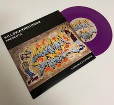 """KairOne & StuntsOne - Common Babel - 7"""" Colored Vinyl"""