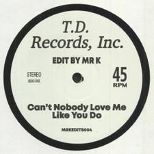 "Danny Krivit - Mr. K Edits Vol. 4 - 12"" Vinyl"