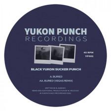 """Black Yukon Sucker Punch - Buried - 12"""" Vinyl"""