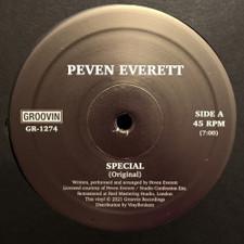 """Peven Everett - Special - 12"""" Vinyl"""