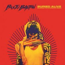 "Buju Banton - Buried Alive - 7"" Vinyl"