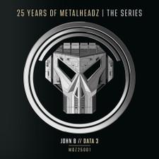 """John B - 25 Years Of Metalheadz Pt. 1 - 12"""" Vinyl"""