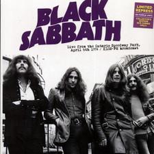 Black Sabbath - Live From The Ontario Speedway Park, April 6th 1974 - LP Colored Vinyl