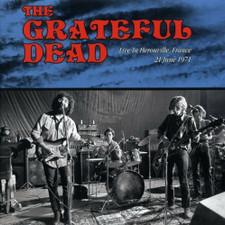 The Grateful Dead - Live In Herouville, France 21 June 1971 - LP Vinyl