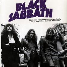 Black Sabbath - Live From The Ontario Speedway Park, April 6th 1975 - LP Vinyl