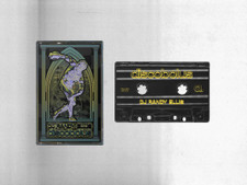 DJ Randy Ellis - Discobolus - Cassette