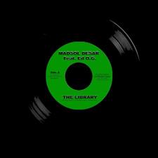 "Madsol Desar - The Library - 7"" Vinyl"