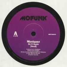 """Moniquea - Do It Again - 7"""" Vinyl"""