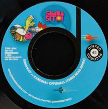 "Simba Sitoi - Runaway (Chris Read Remix) - 7"" Vinyl"