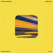 "India Jordan - Watch Out! - 12"" Vinyl"