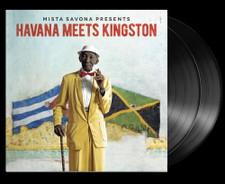 Mista Savona - Havana Meets Kingston - 2x LP Vinyl