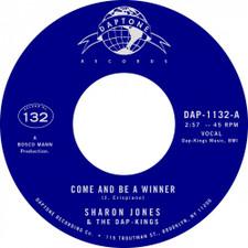 "Sharon Jones & The Dap-Kings - Come And Be A Winner - 7"" Vinyl"