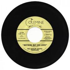 "The Harlem Gospel Travellers - Nothing But His Love - 7"" Vinyl"