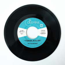 """The Resonaires - Standing With You - 7"""" Vinyl"""