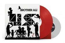 "Brother Ali - Us - 2x LP Colored Vinyl+7"""