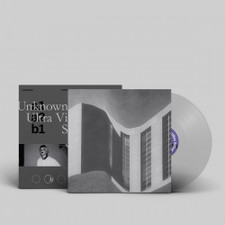 """Drab Majesty - Unknown To The I - 12"""" Clear Vinyl"""