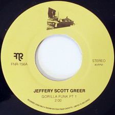 "Jeffery Scott Greer - Gorilla Funk - 7"" Vinyl"