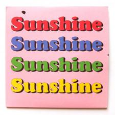 """King Pari - Sunshine - 7"""" Vinyl"""