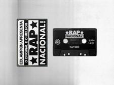 Ed Lampkin - Rap Nacional - Cassette